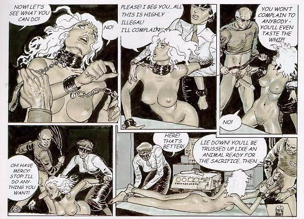 A Very Special Prison Free Online Sex Comics