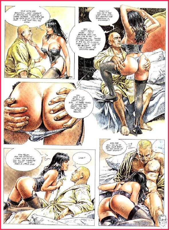 Adult comics - Wikipedia