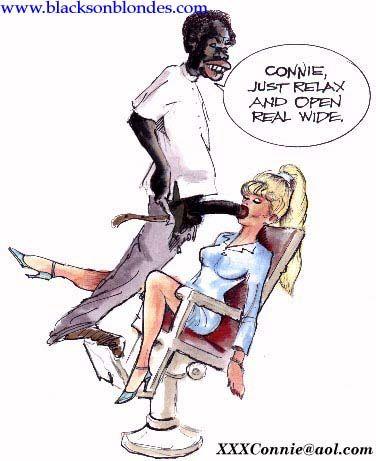 Connie interracial cartoons