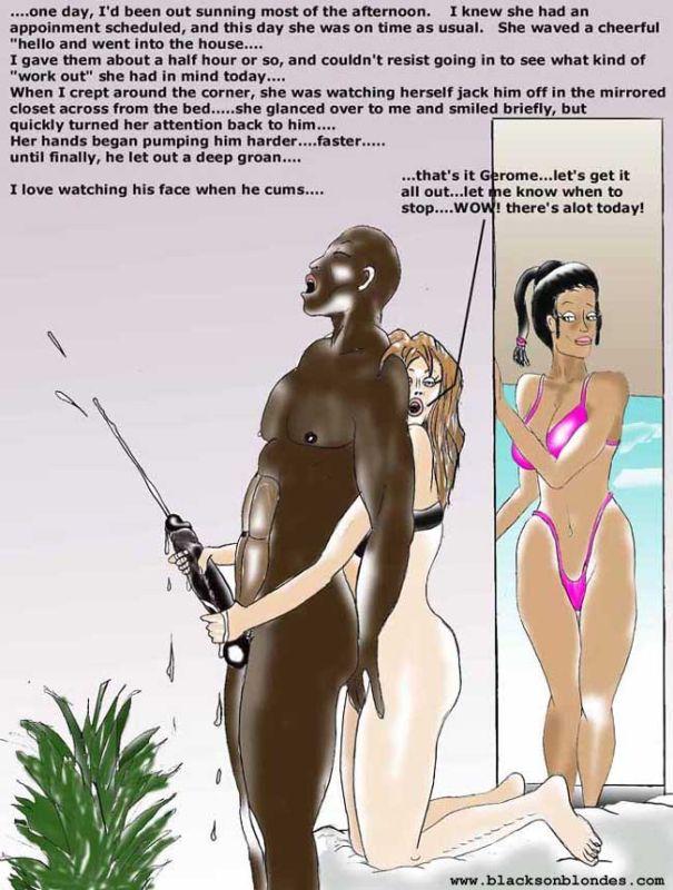 A cuckold interracial fantasy 3