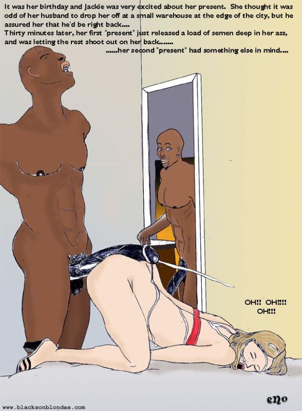 Interracial Comics  Cuckold Cartoons  Interracial Toons