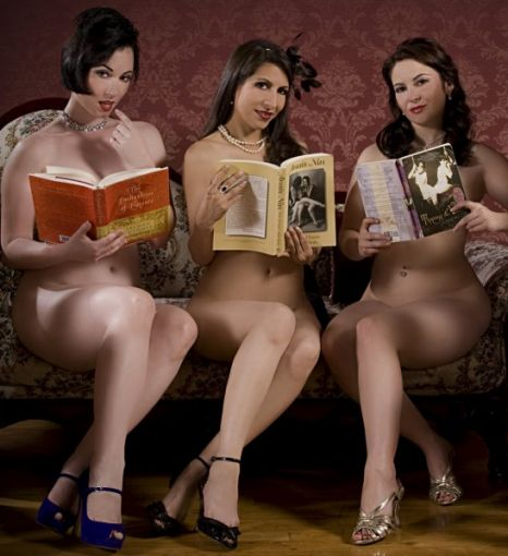Statistics women who read erotic fiction