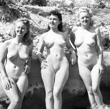 Historical Retro Nudes 2